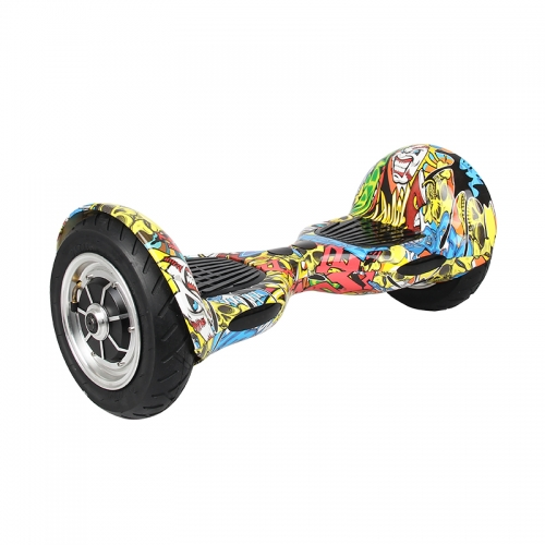 10 inch penumatic tire hoverboard