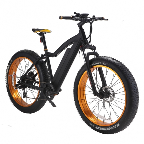 26in tires Electric Bike for Snow Road