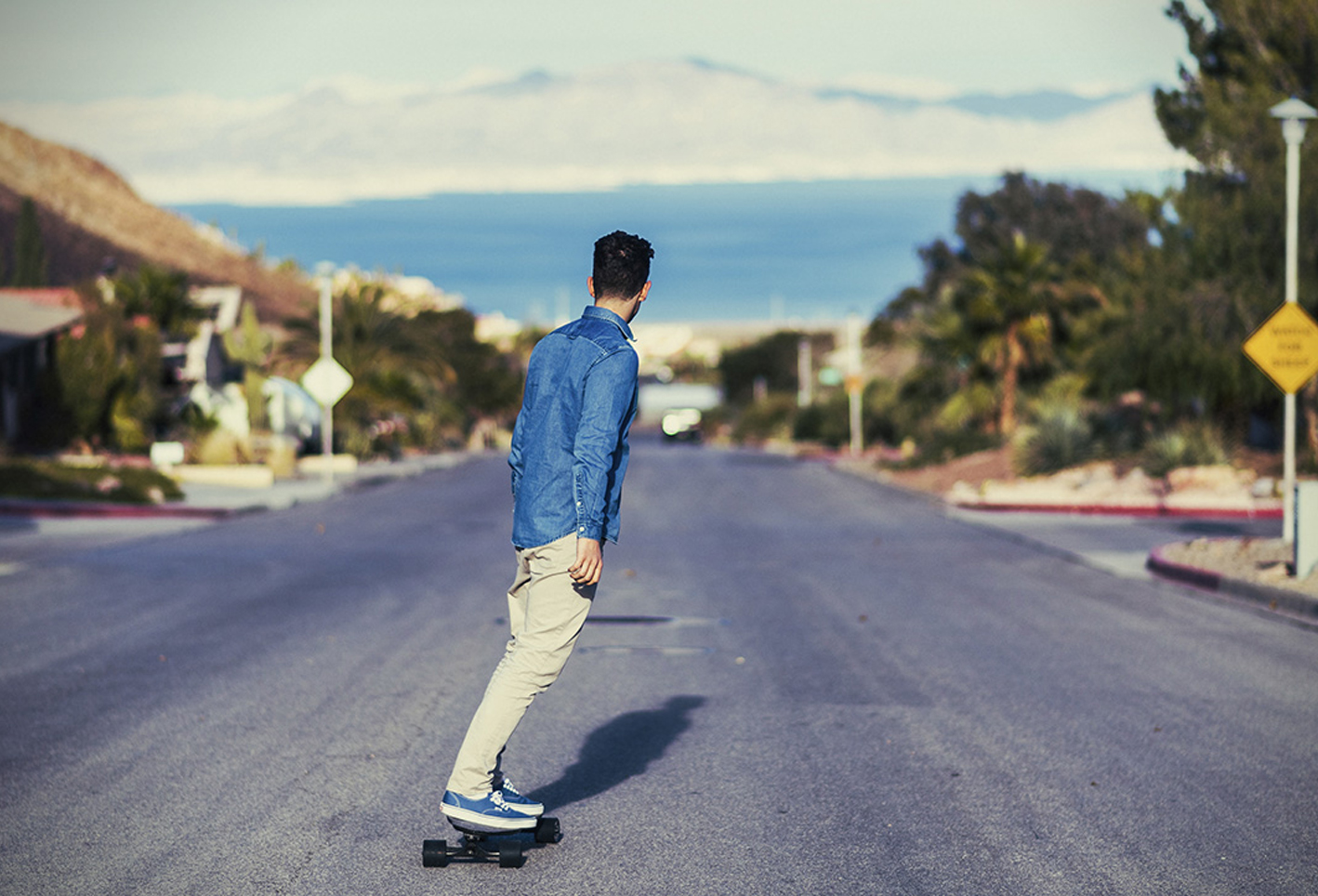 WHY AN ELECTRIC SKATEBOARD